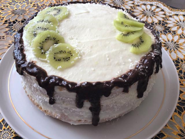 Тортик с чиз-кремом