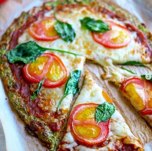 Пицца из кабачков