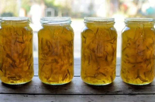 Традиционный мармелад с лимоном и лаймом