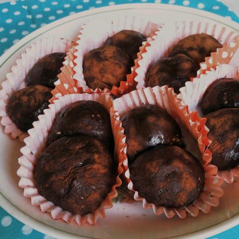 Пп-конфеты из кунжута