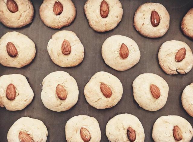 Хрустящее песочное печенье 🍪