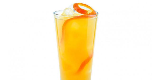 Вермут с апельсиновым соком