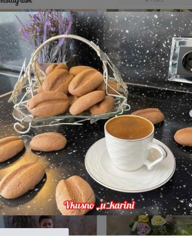 Печенье «Кофейные Зёрна»👍