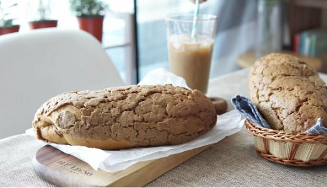 Корейский кофейный хлеб