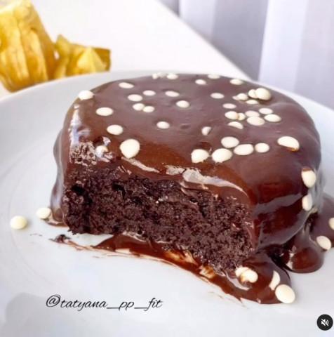 Шоколадная ПП-бомба 💣