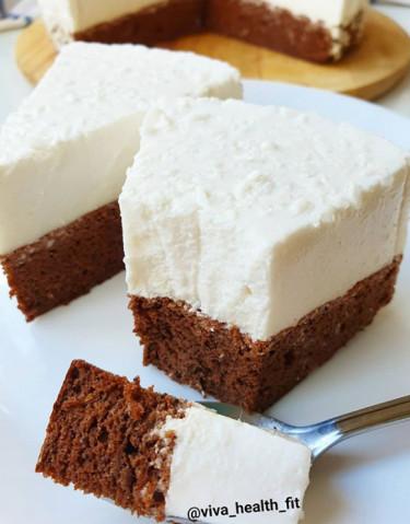 ПП-кокосовый тортик