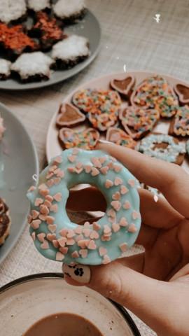 Полезные пончики