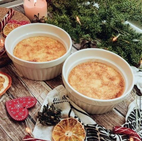 Волшебный десерт «Крем-брюле» ⠀