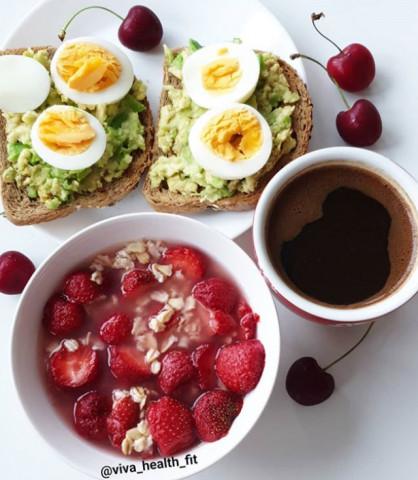 ПП-завтрак