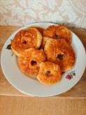 Пирожное из яблок в кляре - фото приготовления рецепта шаг 3