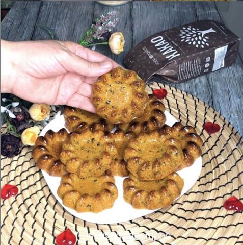 Кокосовые кексы