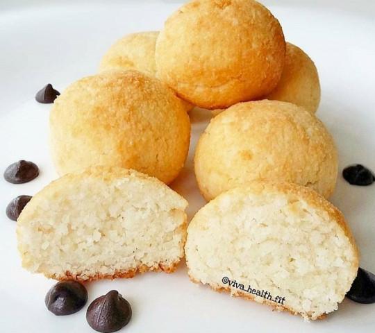 ПП-кокосовые пирожные Кокосанка