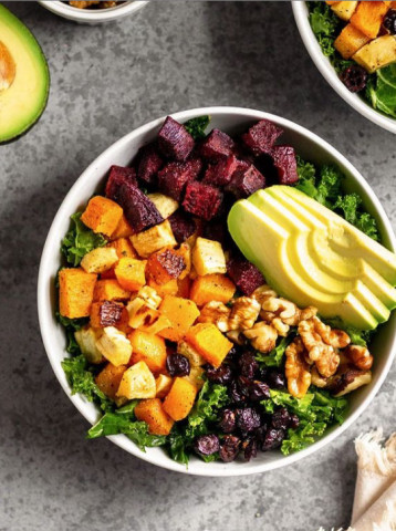 VEGGIE POWER BOWL