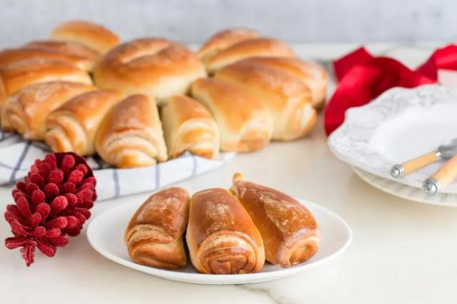 Болгарский рождественский хлеб (Коледна питка)