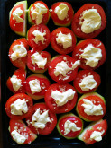 Запеченные кабачки - фото приготовления рецепта шаг 2