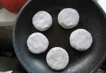 Фасолевые котлетки - фото приготовления рецепта шаг 6