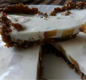 Торт без выпечки - фото приготовления рецепта шаг 1