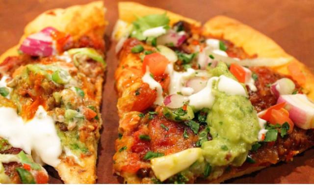 Пицца-шаурма