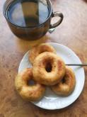 Постные пончики - фото приготовления рецепта шаг 5