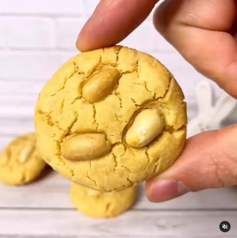 Арахисовое печенье 🍪