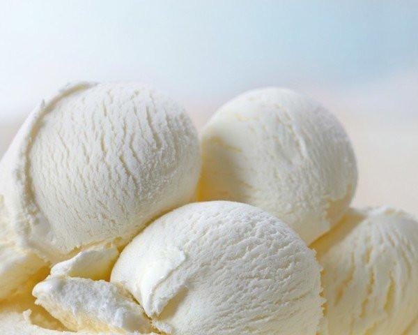 Мороженое из порошка лукумы