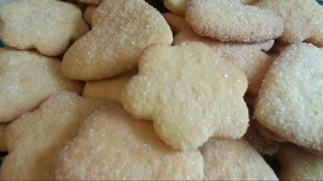 Печенье из 5 ингредиентов