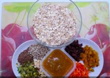 Домашняя гранола - фото приготовления рецепта шаг 1