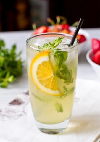 ПП мятный лимонад