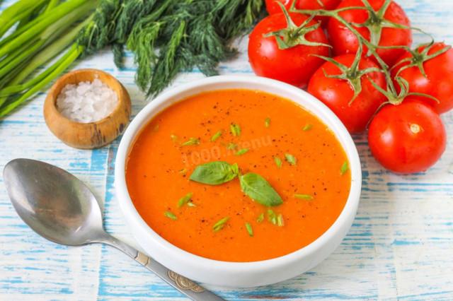 Томатний крем-суп
