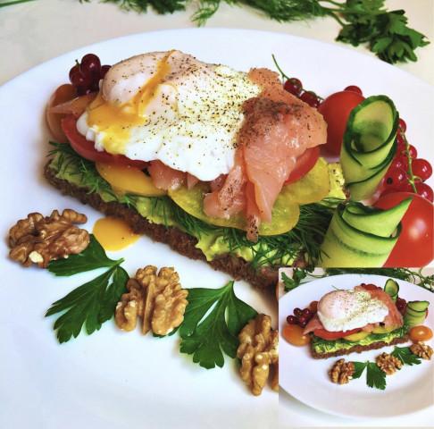 🥪Королевский завтрак 🍳