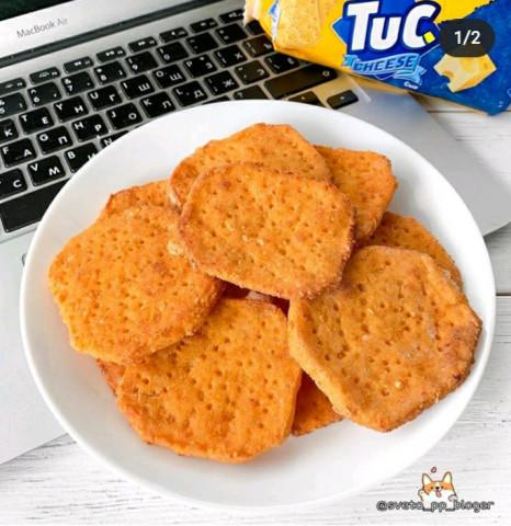 ПП-печенье TUC 🧀🔥