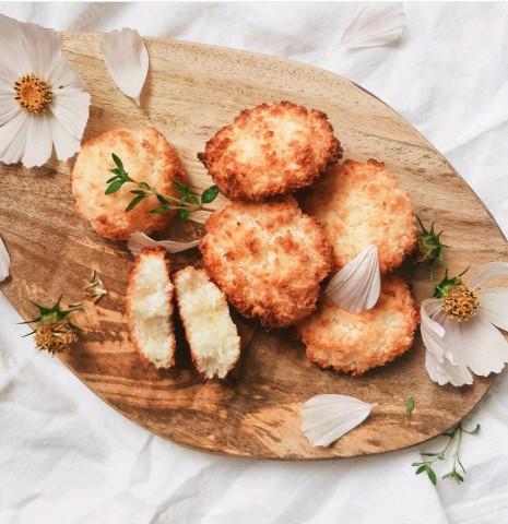 Кокосовые печенюшки