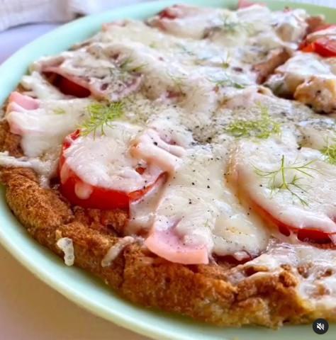 Самая лёгкая пицца