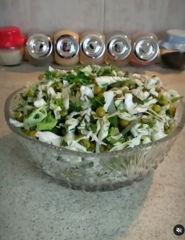 Лёгкий салатик