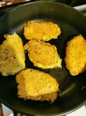 Кабачковые оладушки - фото приготовления рецепта шаг 3
