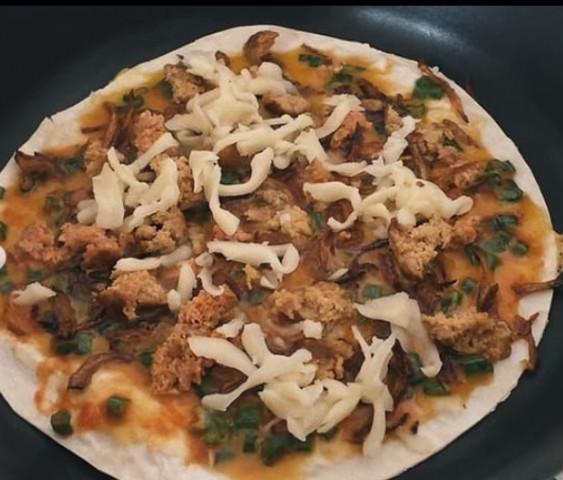 Вьетнамская пицца