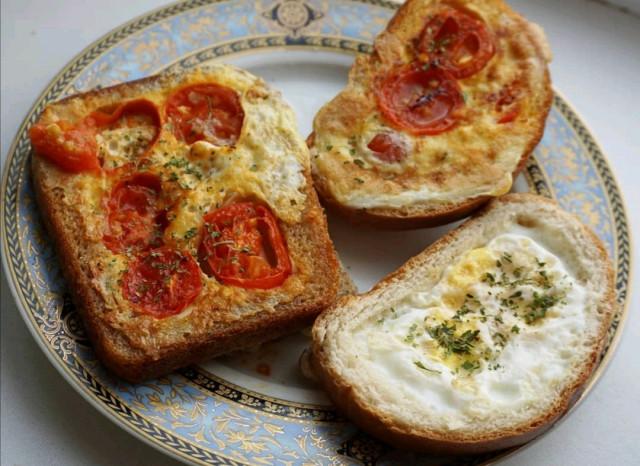Быстрый и вкусный завтрак