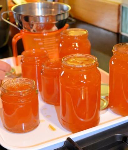 Севильский апельсиновый мармелад