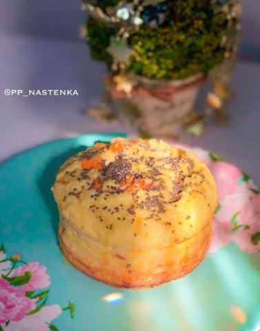 Медово-тыквенный пп-десерт
