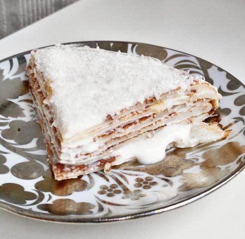 Блинный торт «Нежный»