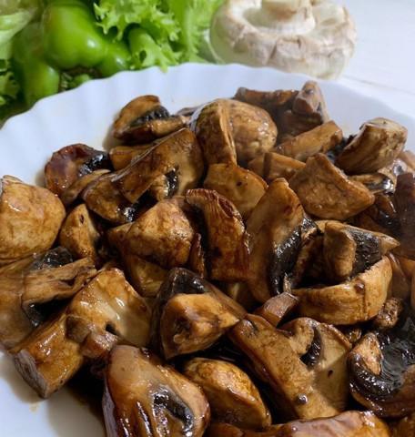 Фирменные грибочки по секретному рецепту