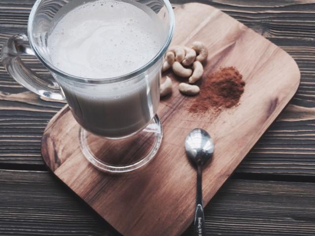 Спортивный Орехово-молочный смузи