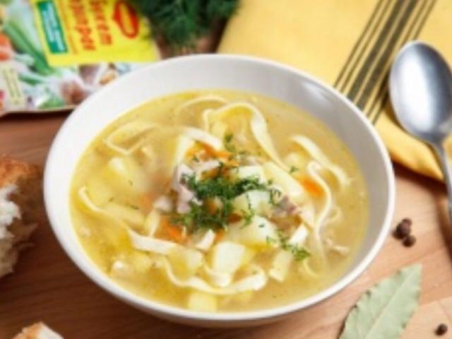 Куриный суп!