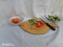 """Салат """"Dtreeg"""" - фото приготовления рецепта шаг 2"""