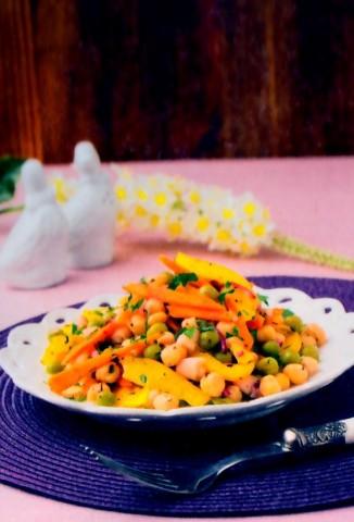 Салат из бобовых