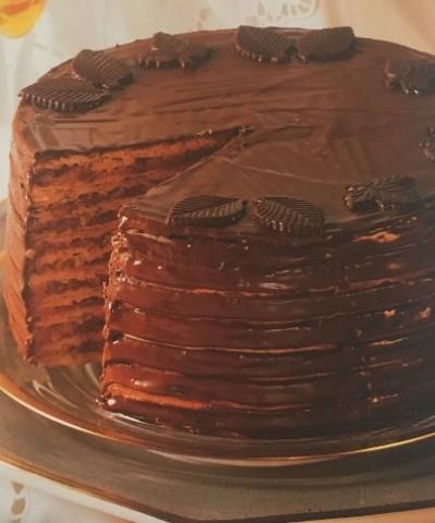 """Торт """"Пралине"""""""