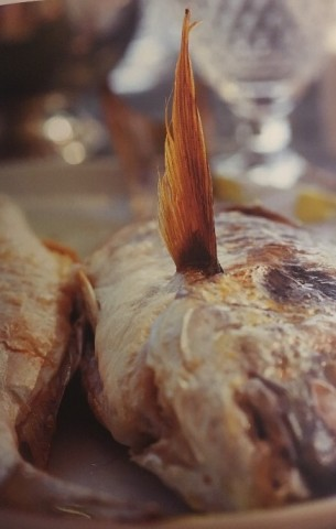 Запеченная порционная рыба