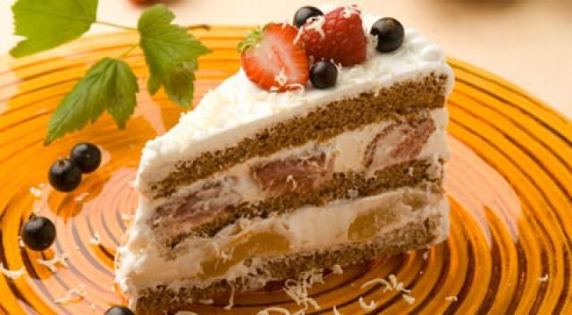 """Торт """"Дульсинея"""""""