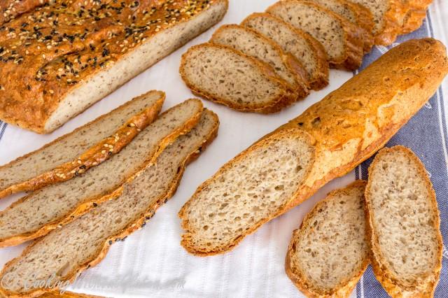 Petits lingots из цельного зерна без глютена