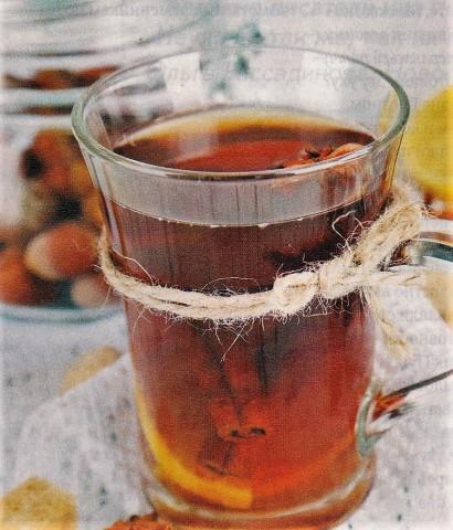 Чай с ромом